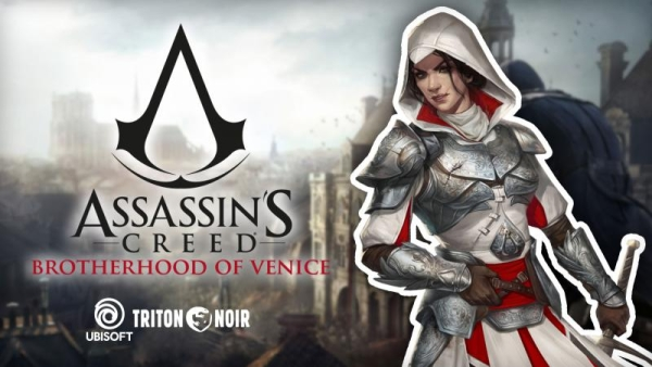 Assassin's Creed: Brotherhood of Venice, Assassin's Creed, art