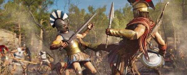 Assassin's Creed Odyssey – полноценная RPG