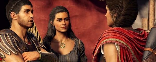 О вариативности квестов Assassin's Creed Odyssey