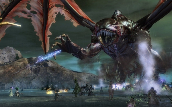 Guild Wars 2, Guild Wars, game, игра, MMO, RPG