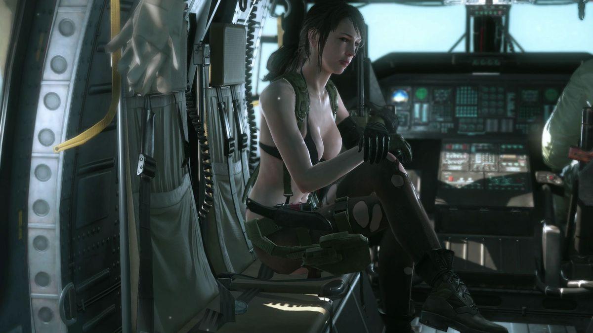 Анонс Metal Gear Solid 5: Phantom Pain VRgames - Компьютерные игры, кино, комиксы