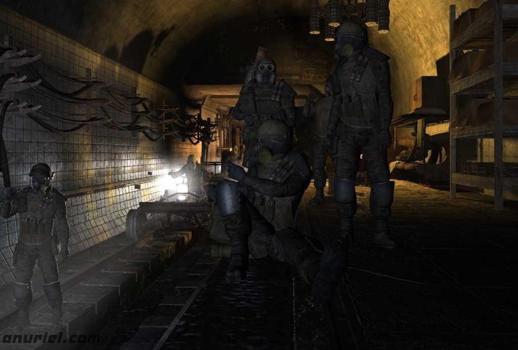 Игра онлайн метро скачать