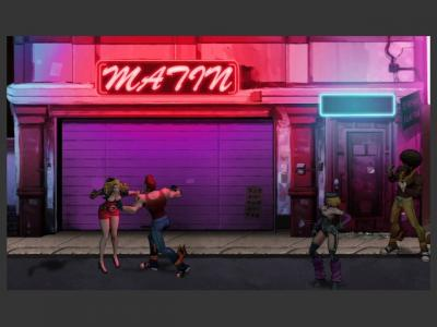 Ретроспектива Double Dragon