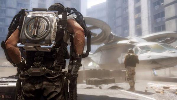 10 фактов о Call of Duty: Advanced Warfare