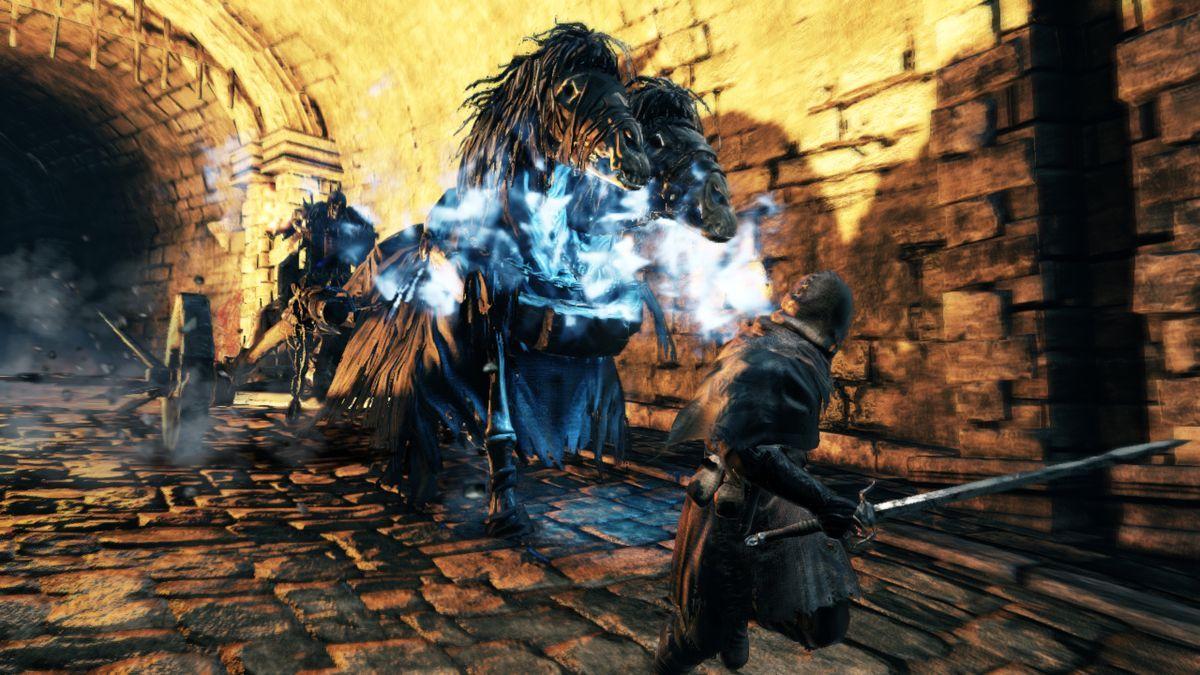 Dark Souls 2 моды на Графику
