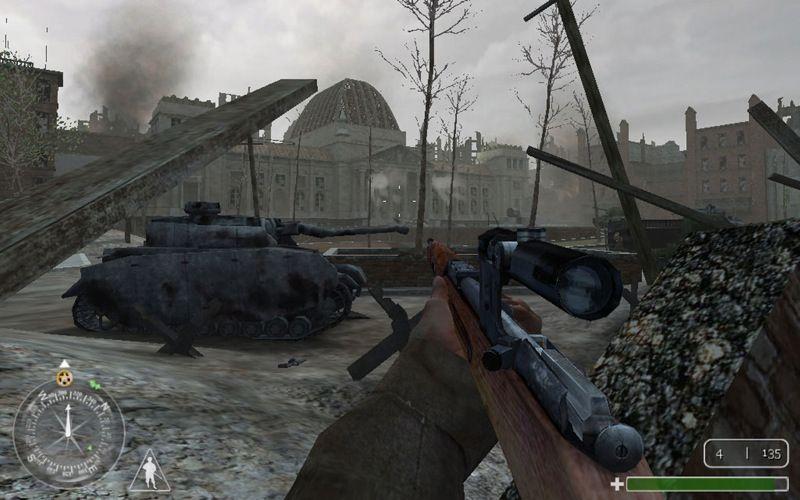 Обзор Call of Duty | VRgames - Компьютерные игры, кино ...