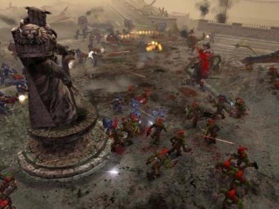 Анонс Warhammer 40.000: Dawn of War