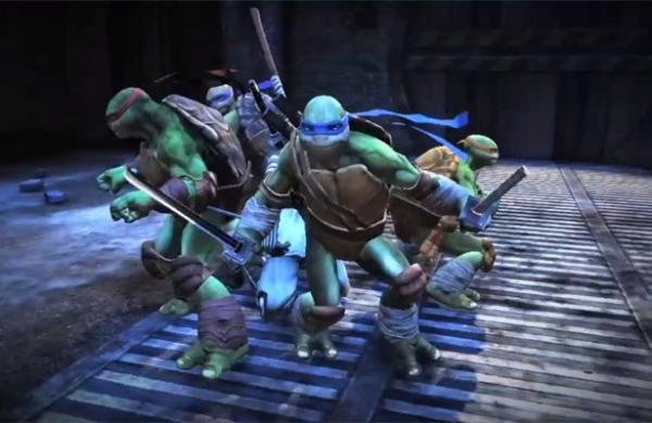 Обзор Teenage Mutant Ninja Turtles: Out of the Shadows