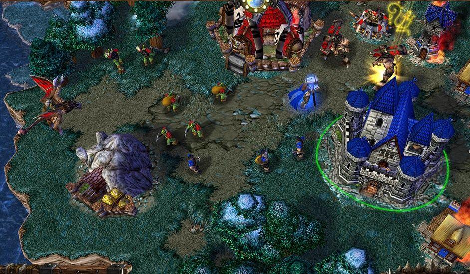 Анонс Warcraft III | VRgames - Компьютерные игры, кино, комиксы