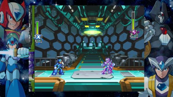 Обзор Mega Man X Legacy Collection 1 + 2