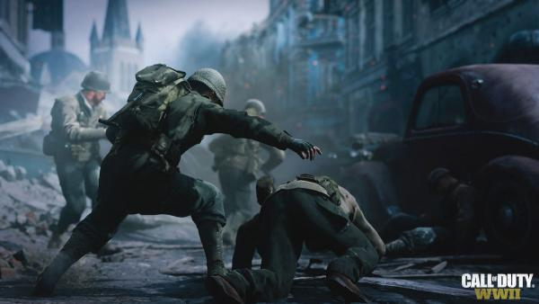 10 фактов о Call of Duty: WWII