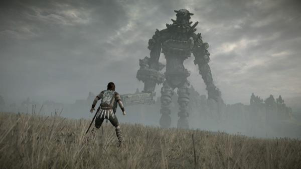 Обзор Shadow of the Colossus [2018]
