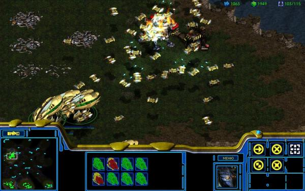 Обзор Starcraft Remastered