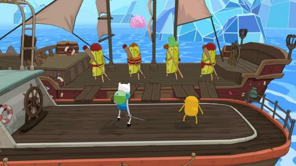 Обзор Adventure Time: Pirates of the Enchiridion