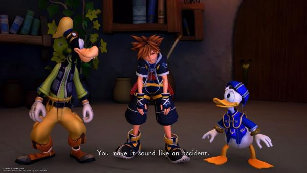 Обзор Kingdom Hearts 3