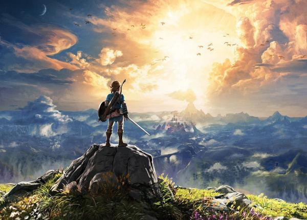 Тайны мира The Legend of Zelda: Breath of the Wild