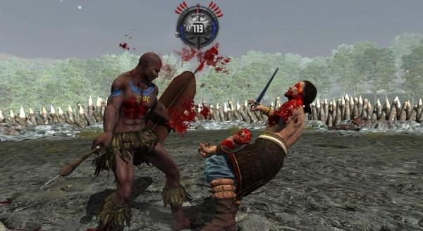 Обзор Deadliest Warrior: Legends