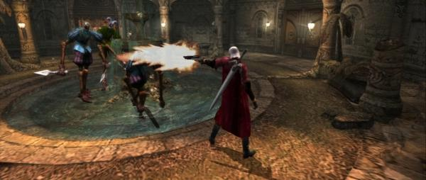 Обзор Devil May Cry