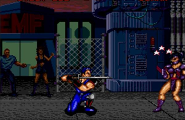 Обзор Double Dragon V: The Shadow Falls