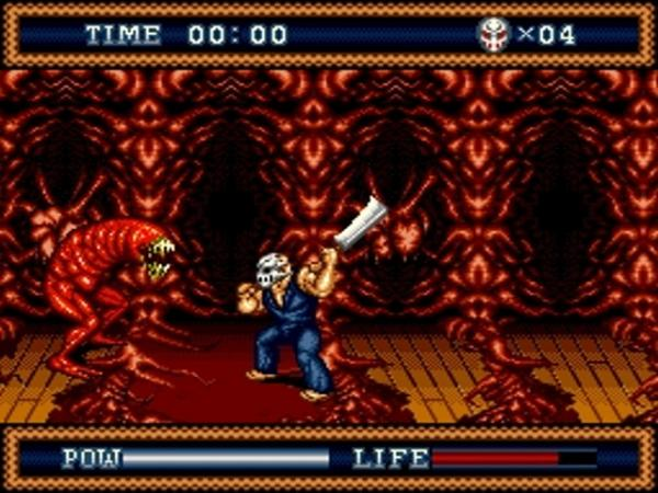 Обзор Splatterhouse 3