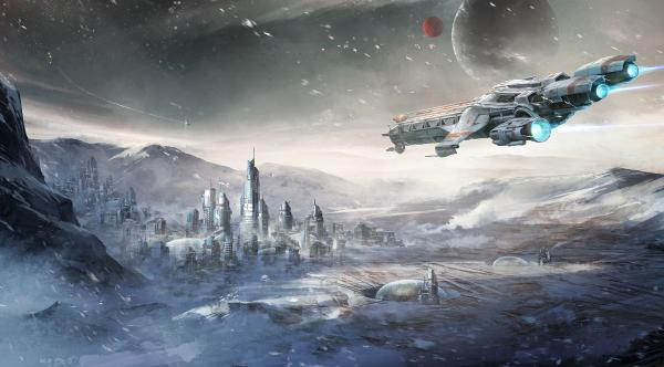 10 фактов о Star Citizen