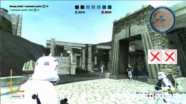 Постмортем Star Wars: Battlefront 3