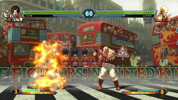 Обзор The King of Fighters XIII