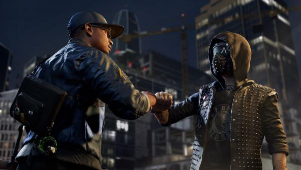 Анонс Watch Dogs 2