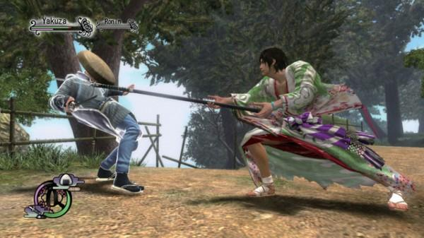 Обзор Way of the Samurai 4