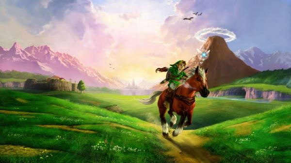 Ретроспектива The Legend of Zelda