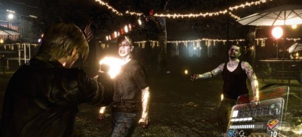 скачать бесплатно игру на компьютер Resident Evil 6 через торрент - фото 10