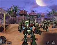 War World — Tactical Combat