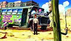 Runaway: дорожное приключение