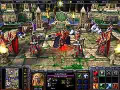 Warcraft 3: The Frozen Throne (Beta),