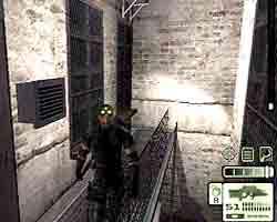 Splinter Cell vs Metal Gear Solid 2: Sons of Liberty. Факты и домыслы