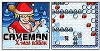 Caveman: X-Mas Edition