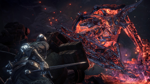 The Ringed City – новое DLC к Dark Souls 3