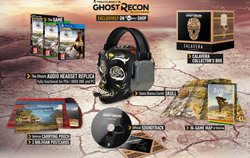 Коллекционка Ghost Recon: Wildlands