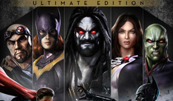 Injustice: Gods Among Us в версии Ultimate
