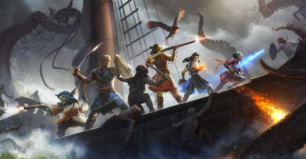 Pillars of Eternity 2: Deadfire запаздывает