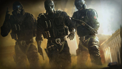Tom Clancy's Rainbow Six Siege в трех изданиях