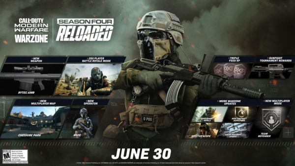 Call of Duty: Warzone. Reloaded