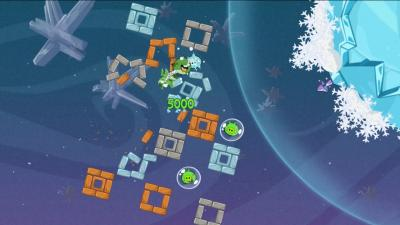 Обзор Angry Birds Space