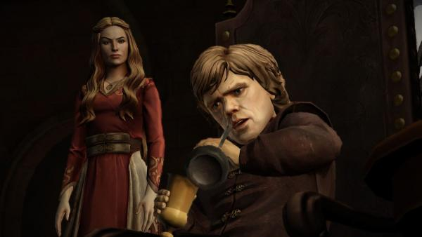 Game of Thrones - A Telltale Games Series. Episode 1: Iron From Ice