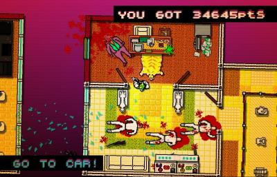 Обзор Hotline Miami