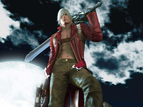 Ретроспектива Devil May Cry