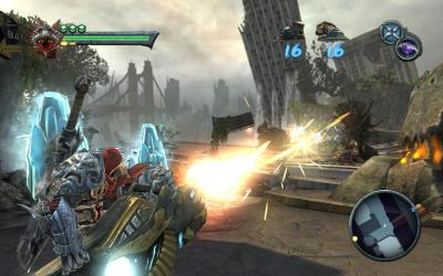 Обзор игры Darksiders Wrath of War