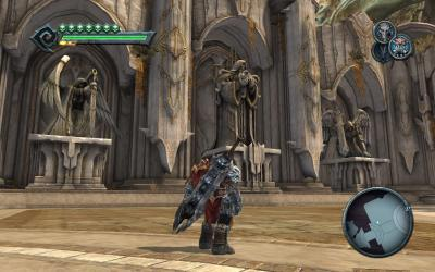 Обзор игры Darksiders: Wrath of War