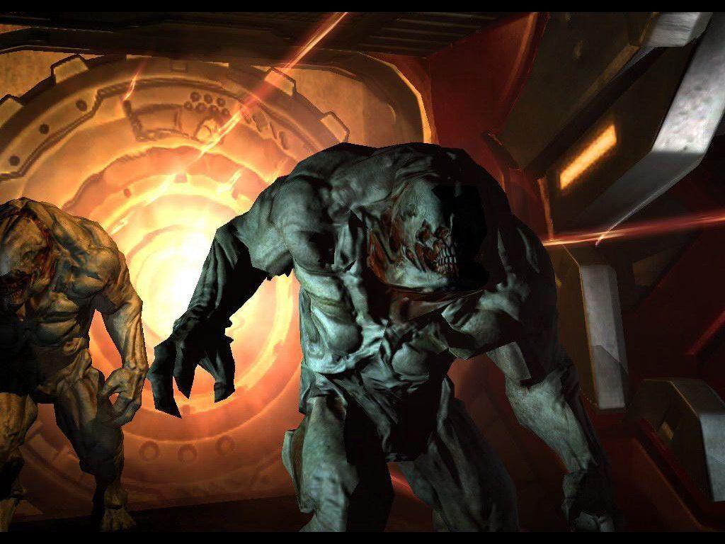 Doom 3 + Doom 3 Resurrection of Evil v.1.3.1 (2004-2005/RUS/RePack) .