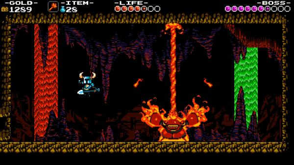 Обзор Shovel Knight
